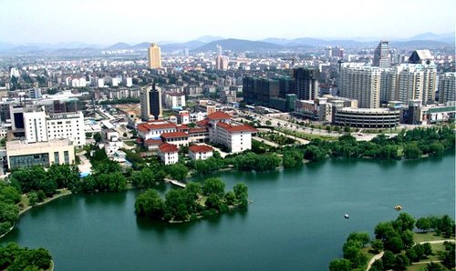 Maanshan China  City new picture : Ma'anshan city